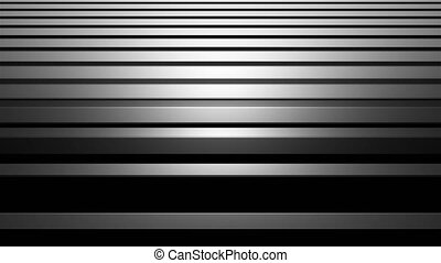 Aluminum abstract silver stripe background 3d illustration,...