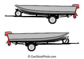 Pulling boat Illustrations and Clip Art. 267 Pulling boat ...