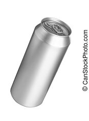 Aluminum drink can