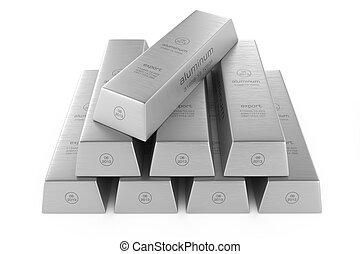Aluminum ingots - Aluminum ingots