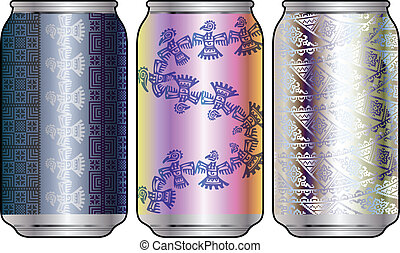 Aluminum packaging for beverages