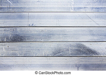 aluminum plates background