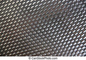 Aluminum texture.