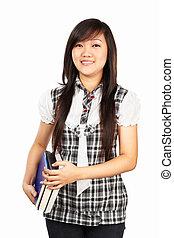 aluno feminino
