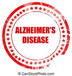 alzheimer, 疾病, 背景