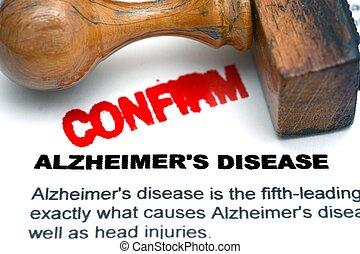 alzheimer, enfermedad