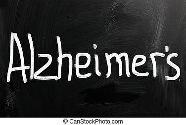 alzheimer's, болезнь