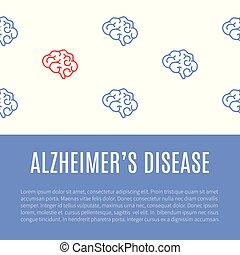 Alzheimer's disease poster
