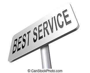 am besten, servicefachkraft