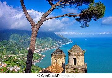 amalfi 海岸