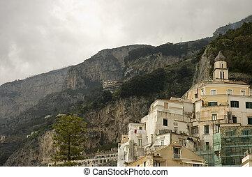 Amalfi cityscapes 1, Italy
