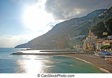 amalfi, coastview