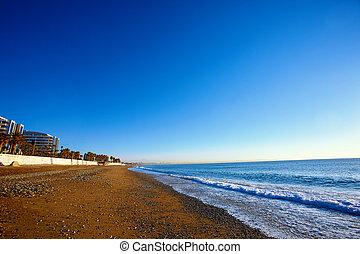 amanhecer, praia