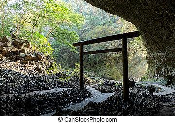 amanoyasugawara, sepolcro, giapponese, shinto