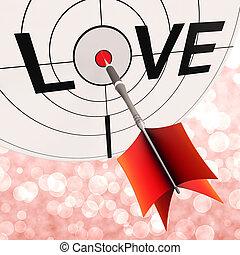 amantes, amor, compromisso, pares, entre, mostra