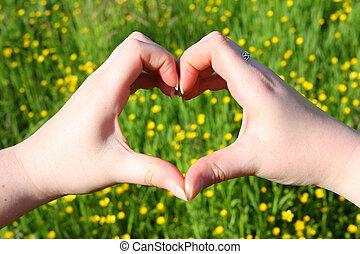 amare, natura