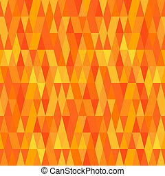 amarela, abstratos, fundo