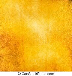 amarela, grunge, fundo