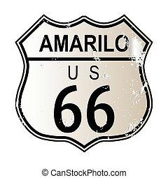 Amarillo Route 66
