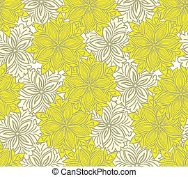 amarillo, seamless, plano de fondo, bicolor