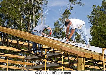 amarrar, roofers