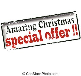 Amazing Christmas special offer