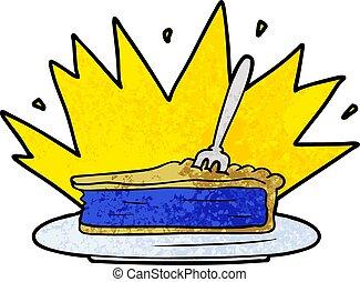 amazing dessert cartoon