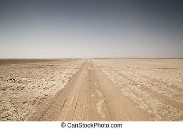 dry lake sahara desert - amazing dry lake sahara desert ...