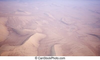 Amazing Erg chebbi dunes in the sahara desert, morocco