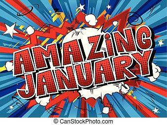 Amazing January
