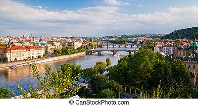 Amazing Prague Bridges