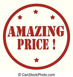 Amazing Price-stamp