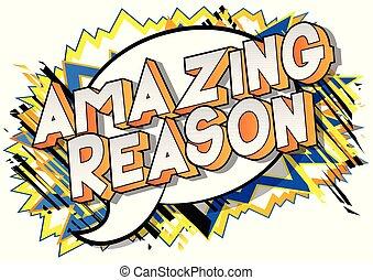 Amazing Reason