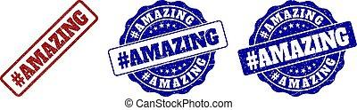 #AMAZING Scratched Stamp Seals