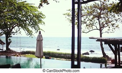 Amazing sew view at Villa with swimming pool, paradise in...