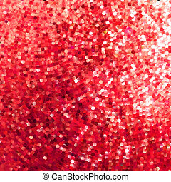 Amazing template design on red glittering. EPS 10 - Amazing...