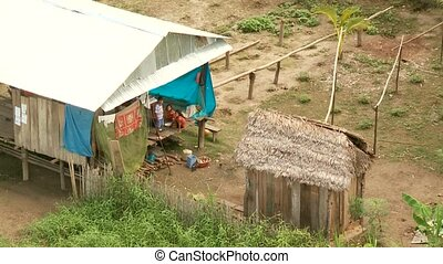 Amazon Area, Peru
