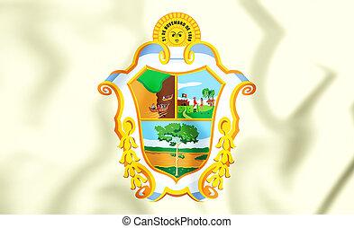(amazonas), 旗, manaus, brazil.