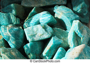 amazonite mineral collection