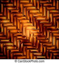Amber. Seamless pattern.