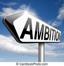 ambición
