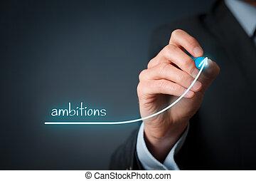 ambiciones