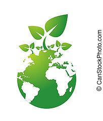 ambiental, ícone
