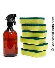 ambiental, produtos, limpeza