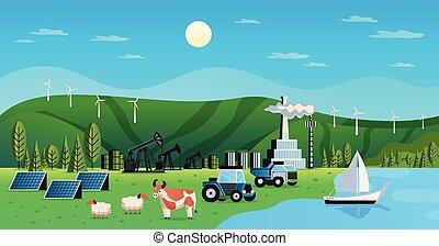 ambientale, risorse naturali, fondo