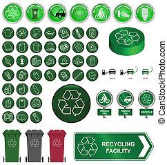 ambiente, riciclaggio