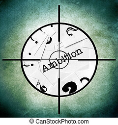 Ambition target