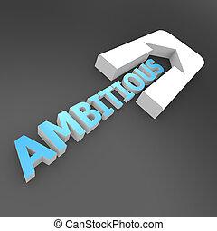 Ambitious arrow