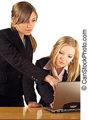 Ambitious Businesswomen