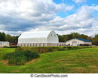 Amboy Compost Site; Camillus; New York